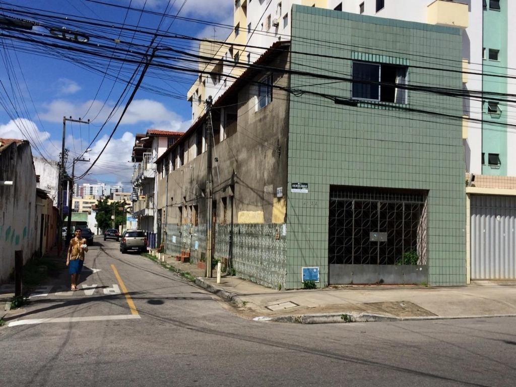 prédio com 8 kitnets - ca1321