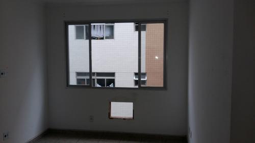 prédio com elevador no embaré - 2 quartos - 1126