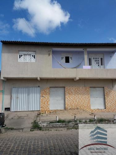 prédio com residencia e 2 pontos comerciais a venda