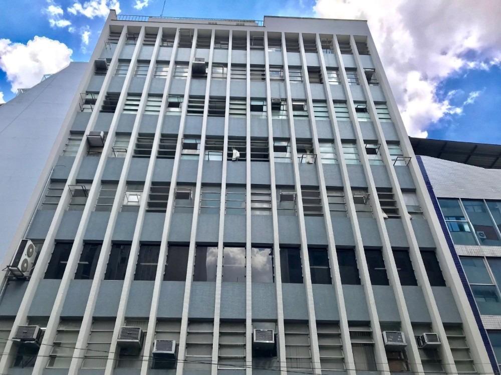 prédio comercial