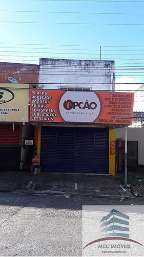 prédio comercial a venda em alecrim