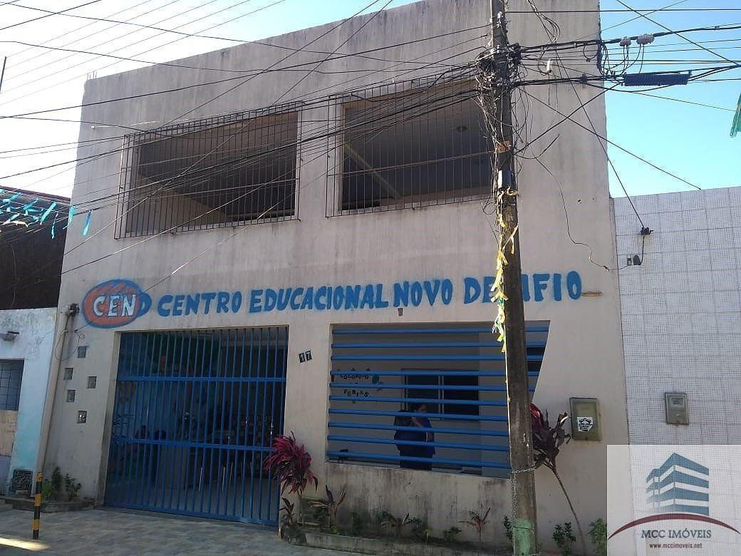 prédio comercial a venda em dix-sept rosado