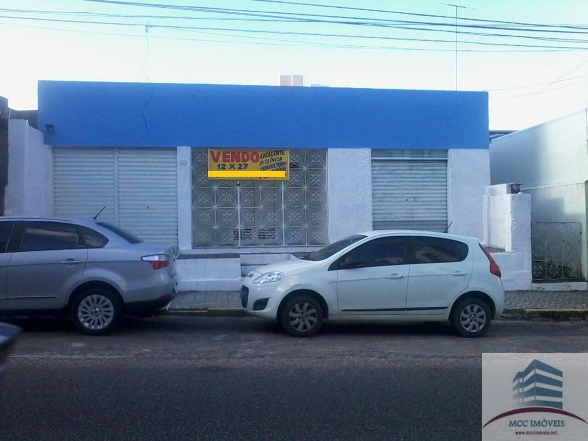 prédio comercial a venda em lagoa nova