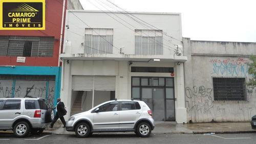 prédio comercial água branca - eb82410