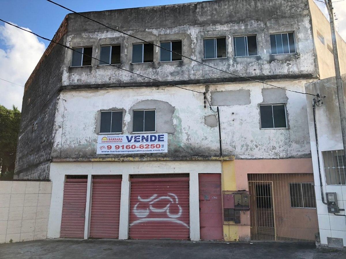 prédio comercial camaçarí