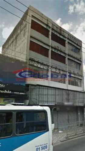 prédio comercial - centro santo andré - gl34647