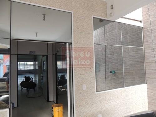 prédio comercial com 3 pavimentos com aprox 750 m² de área construida + terraço coberto com aproximadamente 250 m² -  proximo ao hospital victoria e shopping analia franco - 882