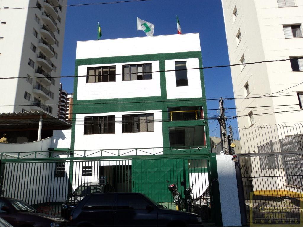 prédio comercial com 3 pavimentos na chácara santo antônio! - eb85607