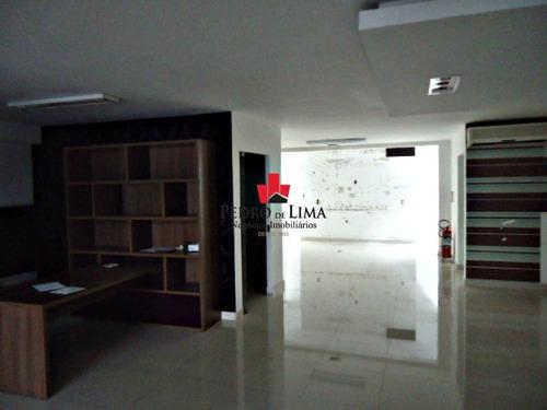 prédio comercial com  430 m² +  mezanino, em tatuapé. - tp1334