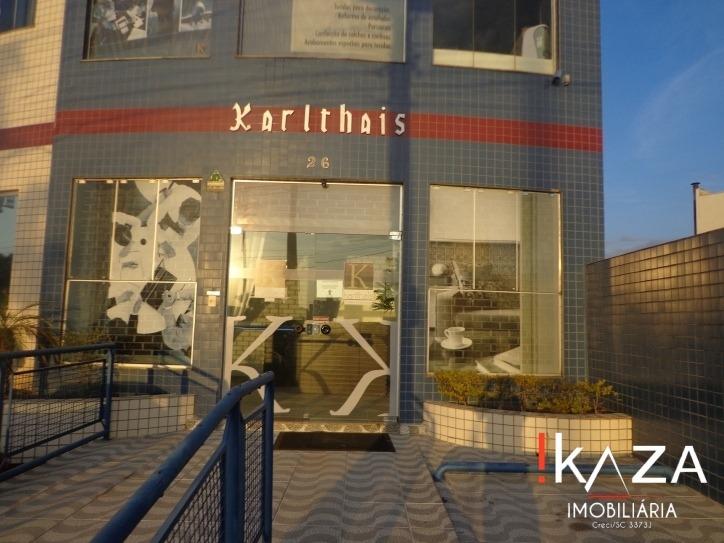 prédio comercial com elevador  no novo chapadão - 3663