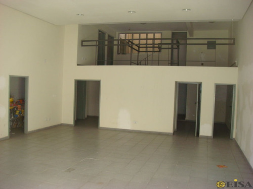 prédio comercial com salão e dois apartamentos . - ej4793