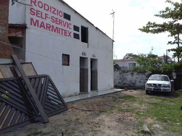 prédio comercial em itanhaém, litoral sul de são paulo