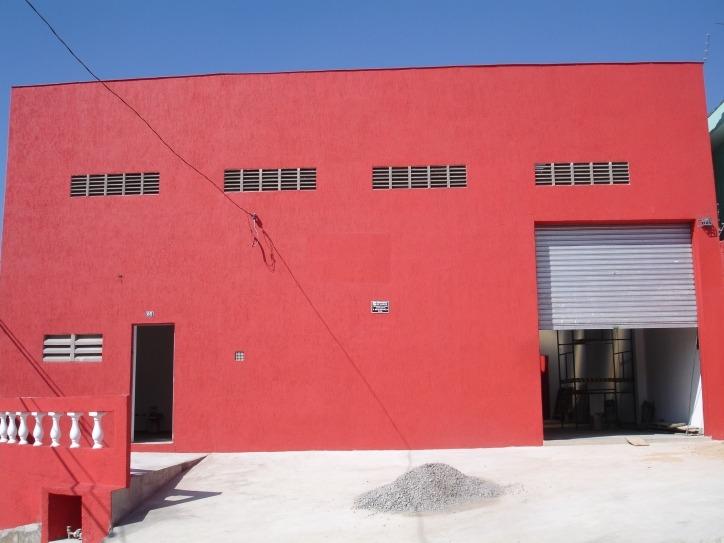 prédio comercial industrial 500 m² em santo andré - 651