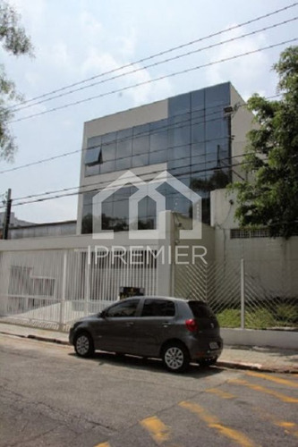 prédio comercial- jardim marajoara - 930 m² - 03 pavimentos - mo1989