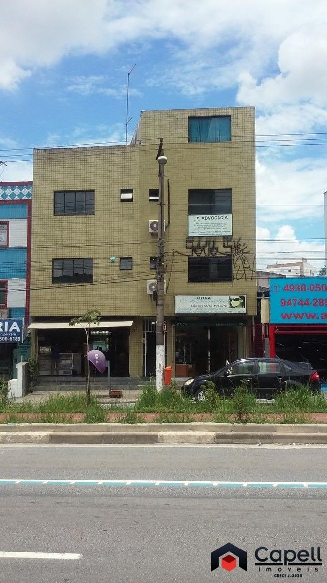 prédio comercial locado na joão firmino-assunção-sbc-sp - 1536