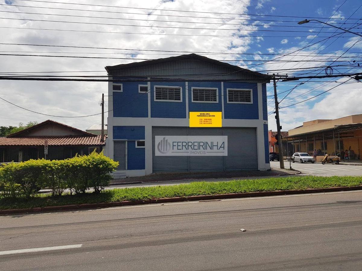 prédio comercial na avenida dos astronautas. - lo0021