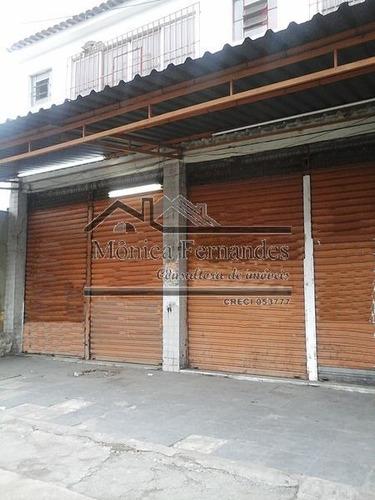 prédio comercial na melhor rua do bairro guadalupe/rj.