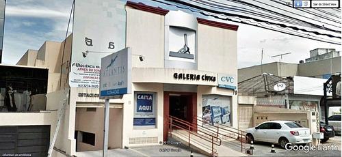 prédio comercial na praça cívica pointer - 487