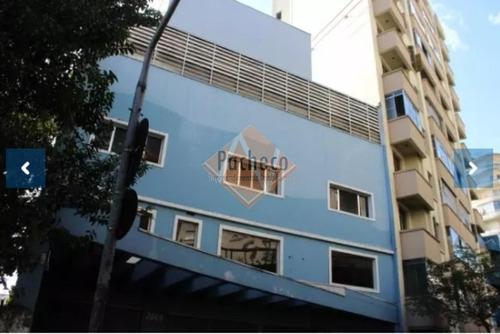 prédio comercial na santa cecília, 2178 m² a.c, r$ 7.400.000,00 - 2493