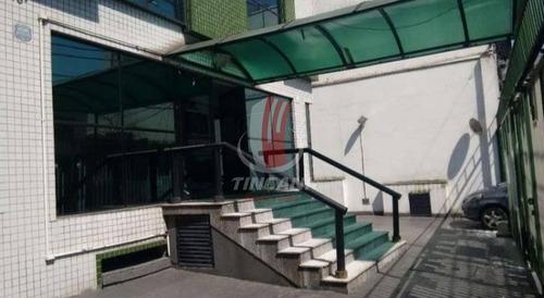 predio comercial no bairro belenzinho,  50 vagas, 3754 m² - 3420