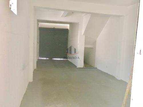 predio comercial no bairro brás, 02 salões, 03 salas, edícula, 05 banheiros, entrada trifásica, 360,00 m - 1481