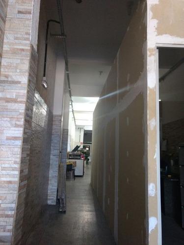 prédio comercial no centro; na rua laranjeiras - cp6357