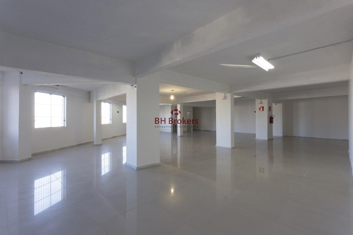 prédio comercial para alugar no estoril em belo horizonte/mg - 15084