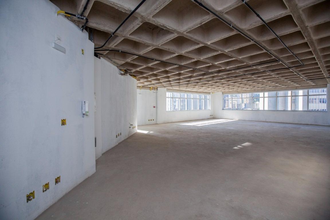 prédio comercial para aluguel, 34 vagas, funcionários - belo horizonte/mg - 8016