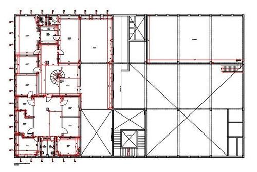 prédio comercial para locação, água branca, são paulo. - pr0038