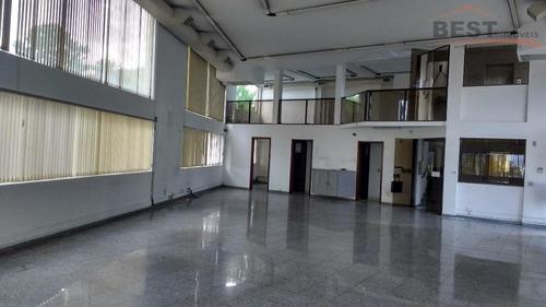 prédio comercial para locação, alto da lapa, são paulo. - pr0081