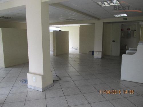 prédio comercial para locação, alto da lapa, são paulo. - pr0093