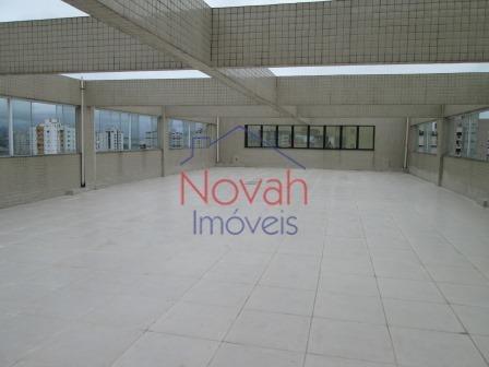prédio comercial para locação, aparecida, santos. - pr0007