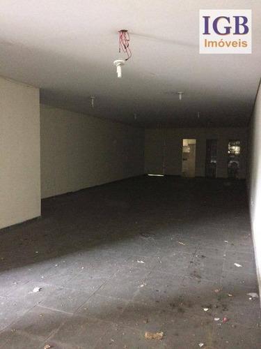 prédio comercial para locação, barra funda, são paulo. - pr0045