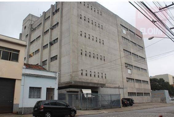 prédio comercial para locação, brás, são paulo. - pr0257