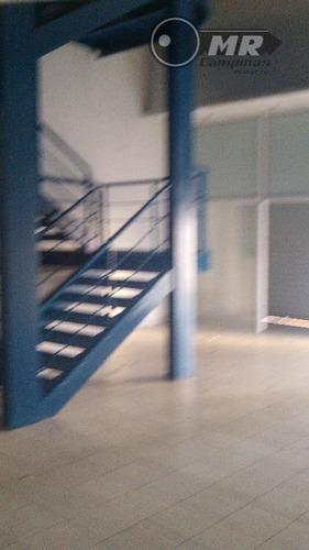 prédio comercial para locação, centro, campinas. - pr0002