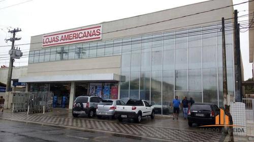 prédio comercial para locação, centro, itanhaém. - pr0002
