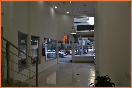 prédio comercial para locação, centro, santo andré. - pr0057