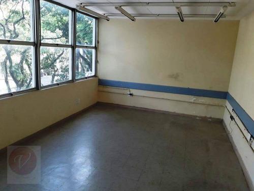 prédio comercial para locação, centro, santo andré. - pr0066