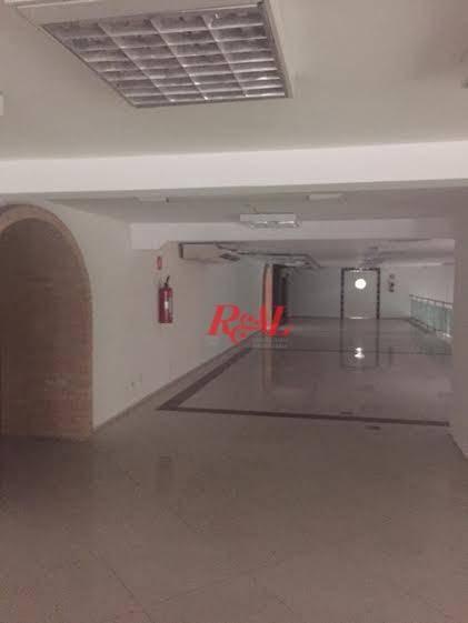 prédio comercial para locação, centro, santos. - pr0019