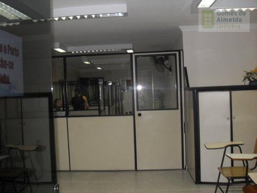 prédio comercial para locação, centro, são bernardo do campo - pr0024. - pr0024