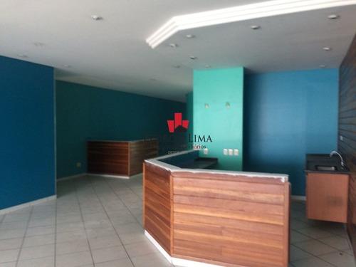 prédio comercial para locação em tatuapé - tp8732