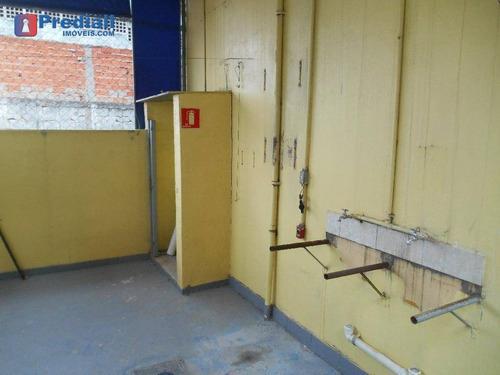 prédio comercial para locação, freguesia do ó, são paulo. - pr0016