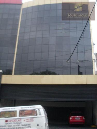 prédio comercial para locação, gopoúva, guarulhos. - codigo: pr0038 - pr0038