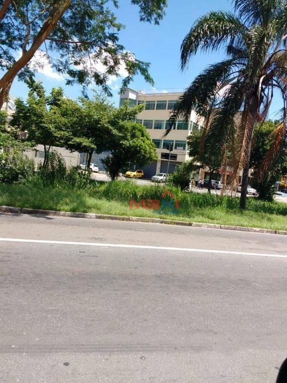 prédio comercial para locação, jardim das flores, osasco. - pr0005