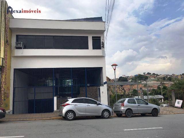 prédio comercial para locação, jardim nova itapevi, itapevi. - pr0008