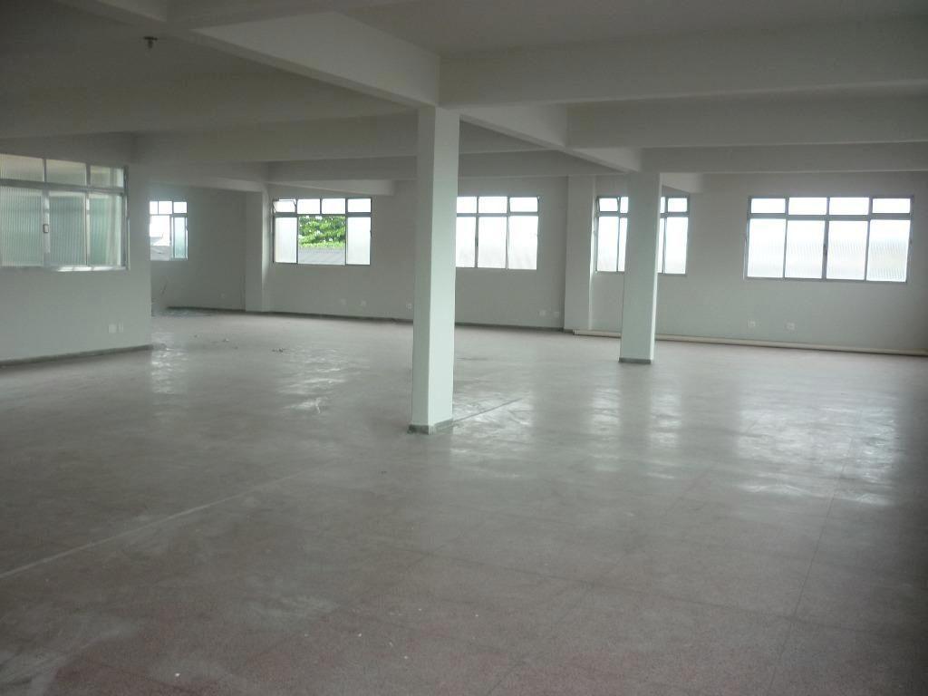 prédio comercial para locação, macuco, santos. - pr0006