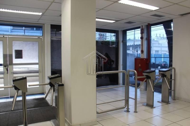 prédio comercial para locação no bairro barra funda. prédio pronto e montando para call center. - 11743ig
