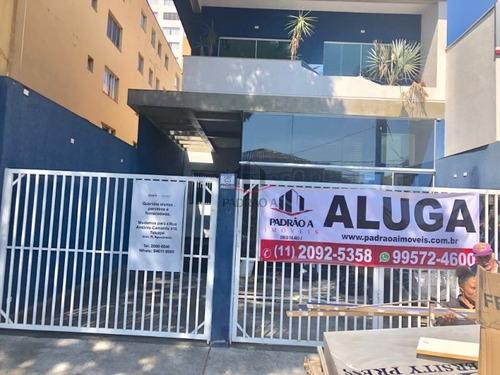 predio comercial para locação no bairro tatuapé, 20 vagas, 980,00 m², excelente para clínicas, escolas, escritórios, ao lado do metrô - 1630