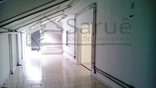 prédio comercial para locação - paraíso - ref: 162242 - 162242