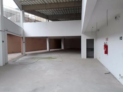prédio comercial para locação, parque da mooca, são paulo. - pr0009